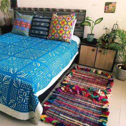 Elegant Bohemian Bedroom Decor Ideas 08