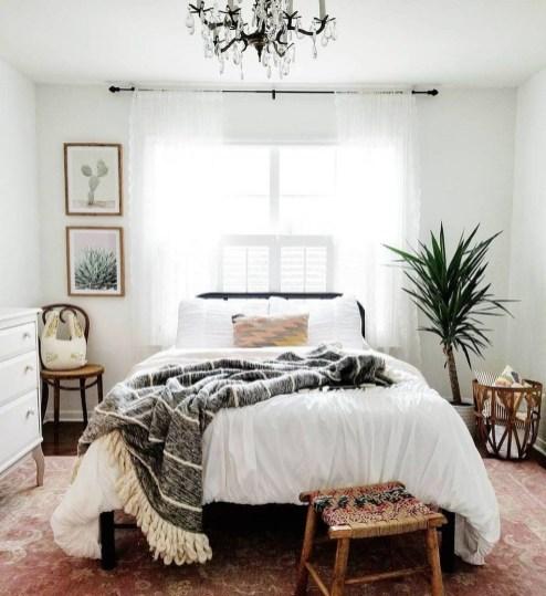 Elegant Bohemian Bedroom Decor Ideas 09
