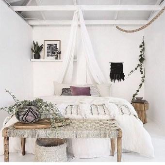 Elegant Bohemian Bedroom Decor Ideas 36