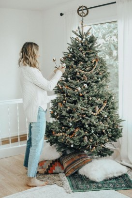 Extraordinary Christmas Tree Decor Ideas 43
