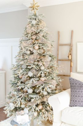 Extraordinary Christmas Tree Decor Ideas 44
