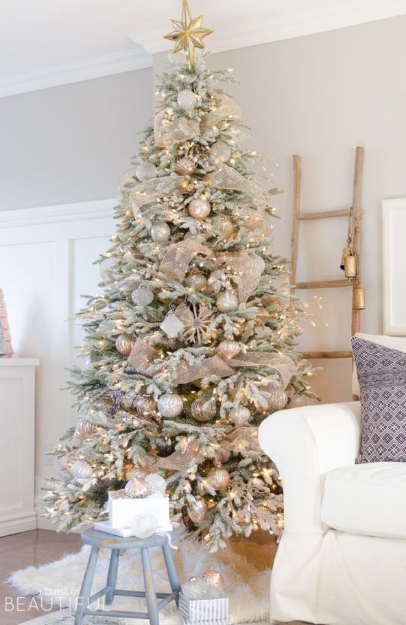 Extraordinary Christmas Tree Decor Ideas 54