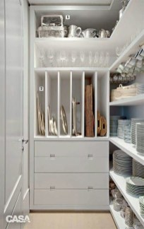 Simple Minimalist Pantry Organization Ideas 06
