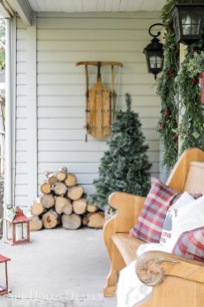 Unordinary Christmas Home Decor Ideas 20