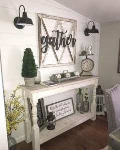 Amazing Diy Farmhouse Home Decor Ideas On A Budget 40