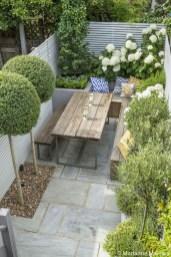 Attractive Small Patio Garden Design Ideas For Your Backyard 08