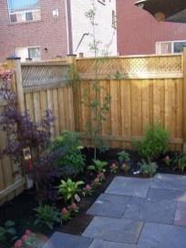 Attractive Small Patio Garden Design Ideas For Your Backyard 49
