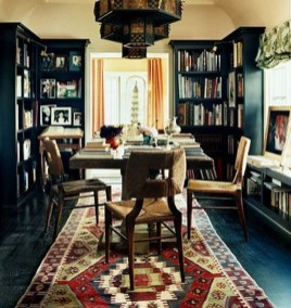Awesome Bohemian Dining Room Design And Decor Ideas 33