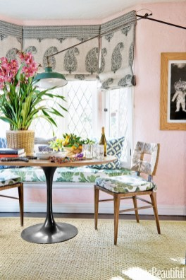 Awesome Bohemian Dining Room Design And Decor Ideas 47