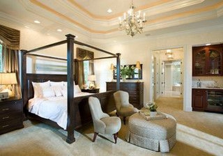 Casual Traditional Bedroom Designs Ideas For Home 24