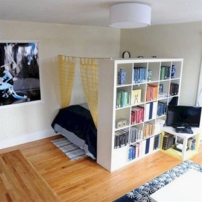 Creative Diy Bedroom Storage Ideas For Small Space 13