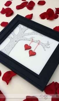 Creative Diy Decorations Ideas For Valentines Day 09