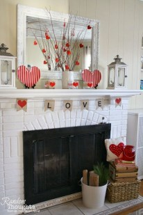 Creative Diy Decorations Ideas For Valentines Day 23