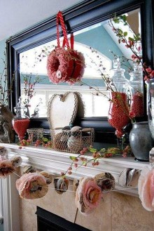 Creative House Decoration Ideas For Valentines Day 37
