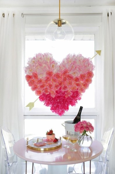 Creative House Decoration Ideas For Valentines Day 47