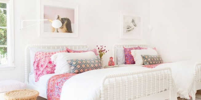 Cute Teen Bedroom Decor Design Ideas 36
