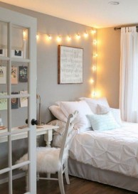 Cute Teen Bedroom Decor Design Ideas 51