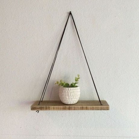 Inspiring Diy Wood Shelves Ideas On A Budget 34