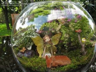 Magnificient Diy Fairy Garden Ideas With Plants 01