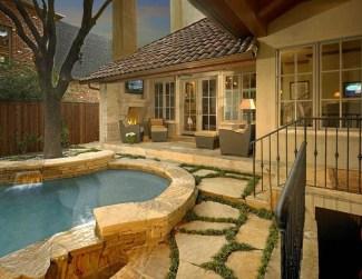 Perfect Mediteranean Swimming Pool Design Ideas 39