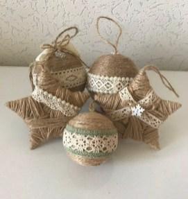 Romantic Rustic Christmas Decoration Ideas 01