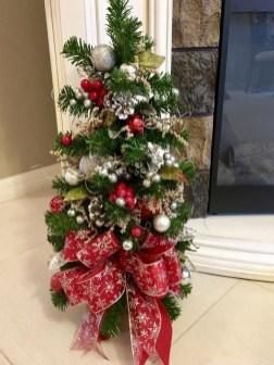 Romantic Rustic Christmas Decoration Ideas 34