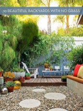 Simple Diy Backyard Landscaping Ideas On A Budget 10
