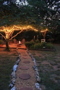 Simple Diy Backyard Landscaping Ideas On A Budget 36