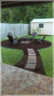 Simple Diy Backyard Landscaping Ideas On A Budget 40