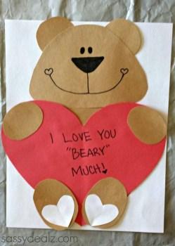 Stylish Valentine'S Day Crafts Ideas 17