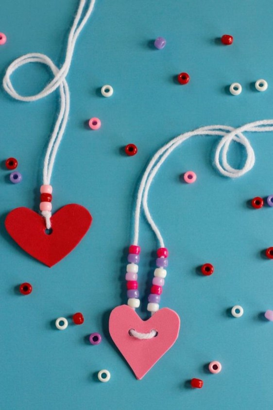 Unique Valentine'S Day Crafts Ideas For Kids 09