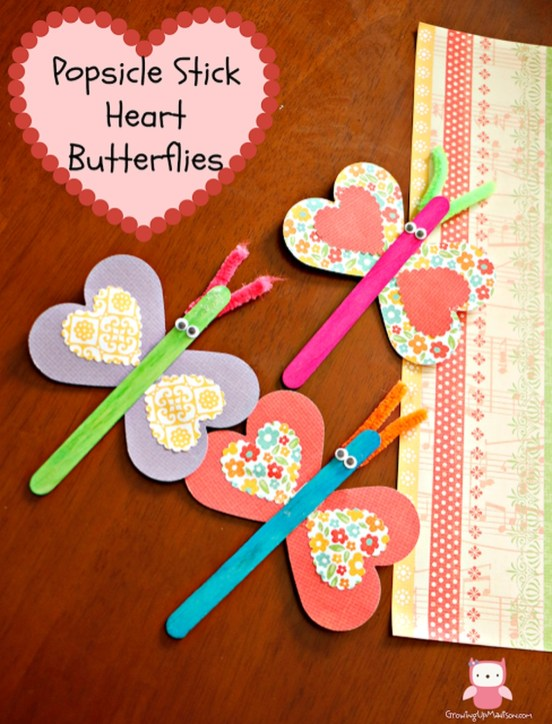 Unique Valentine'S Day Crafts Ideas For Kids 50