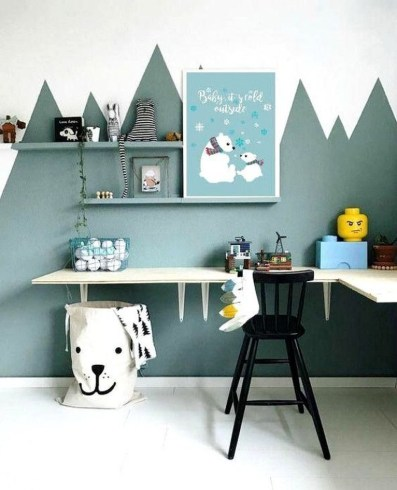 Captivating Diy Modern Play Room Ideas For Children 39
