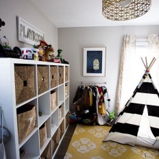 Captivating Diy Modern Play Room Ideas For Children 44