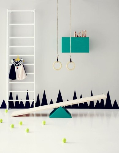 Captivating Diy Modern Play Room Ideas For Children 51