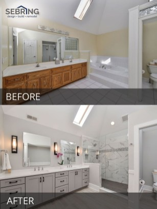 Cheap Bathroom Remodel Design Ideas 07
