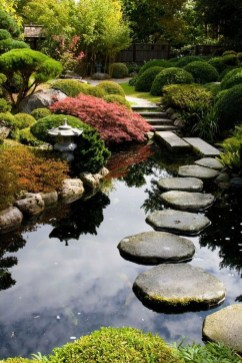 Cute Japanese Garden Design Ideas 25