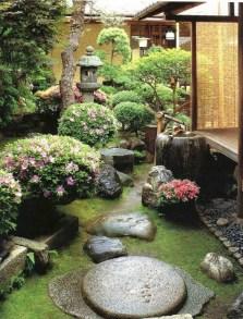 Cute Japanese Garden Design Ideas 30