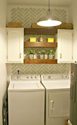 Enjoying Laundry Room Ideas For Small Space 17