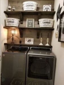 Enjoying Laundry Room Ideas For Small Space 37