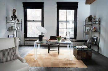 Gorgeous Industrial Table Design Ideas For Home Office 03