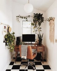 Gorgeous Industrial Table Design Ideas For Home Office 05