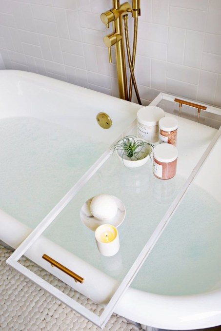 Pretty Bathtub Designs Ideas 34