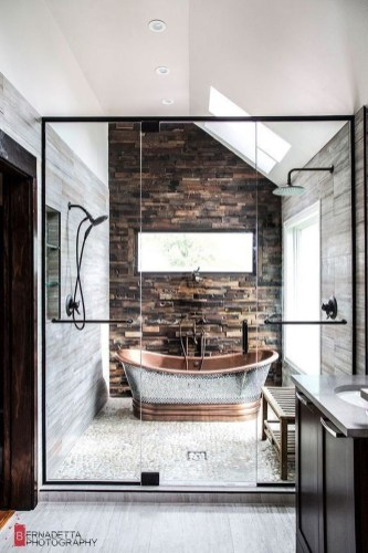 Pretty Bathtub Designs Ideas 36