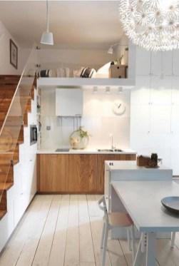 Relaxing Small Loft Bedroom Designs 28