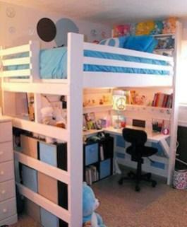 Relaxing Small Loft Bedroom Designs 39