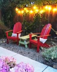 Stunning Small Patio Garden Decorating Ideas 22
