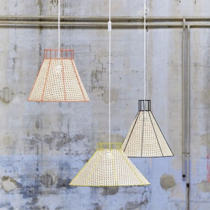 Adorable Hanging Lamp Designs Ideas From Rattan 14