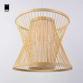 Adorable Hanging Lamp Designs Ideas From Rattan 15