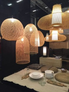 Adorable Hanging Lamp Designs Ideas From Rattan 24